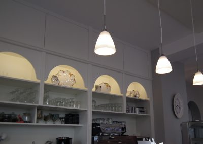 Hintergrundbeleuchtung LED-Stripes