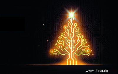 Weihnachten und Betriebsruhe
