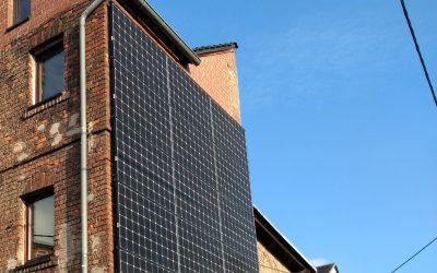 Photovoltaik-Anlage mit Stromspeicher fertig gestellt