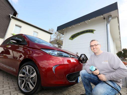 Elektromobilität – Photovoltaik – Stromspeicher