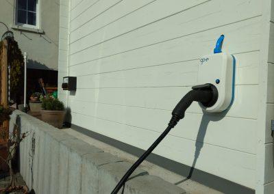 Elektro-Kfz-Ladestation