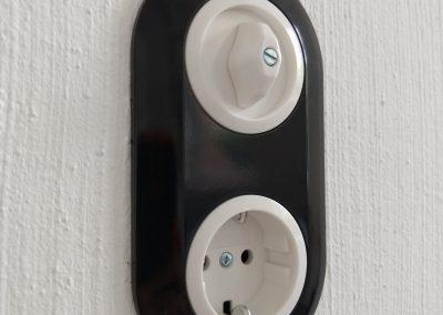 Retro-Schalter